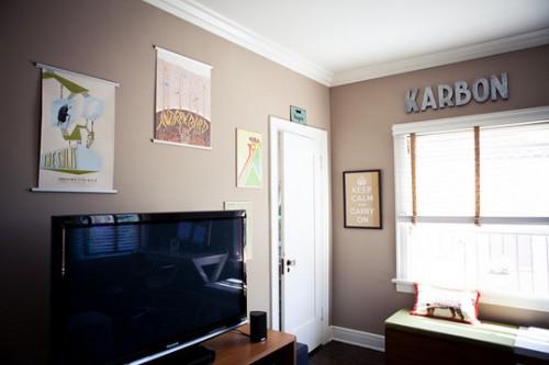 Спальня-офис для двоих 9