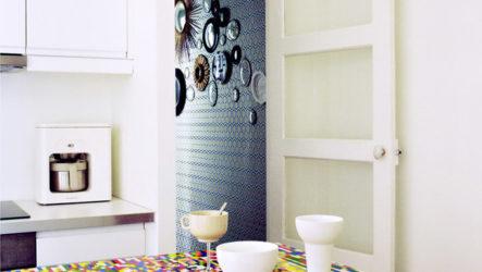 Идея недели: пестрая кухня из деталей конструктора «LEGO»