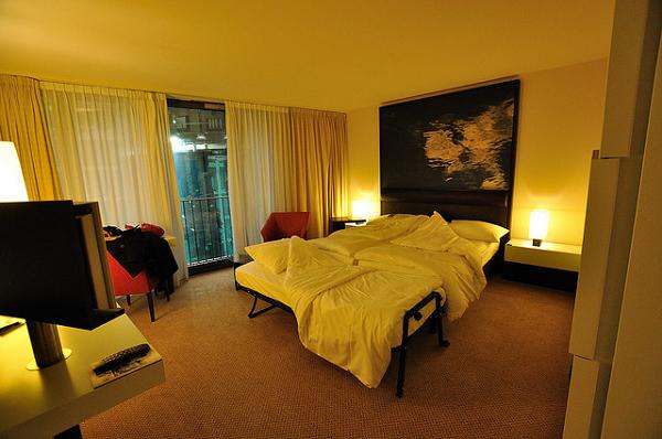 Отель с «Аква - Домом» 10