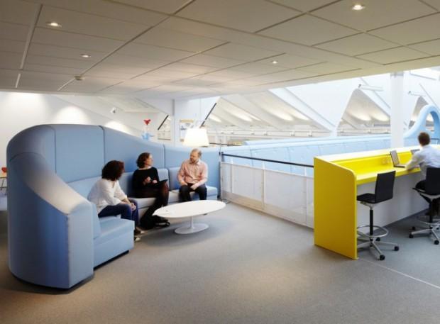 Офис компании Lego в Дании 2