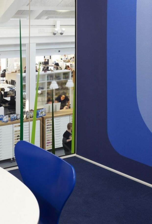 Офис компании Lego в Дании 4