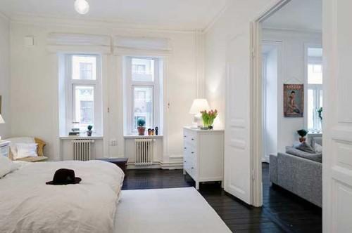 Интерьер квартиры в Швеции 10