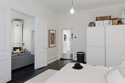 Интерьер квартиры в Швеции 11