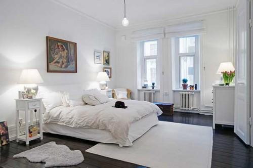Интерьер квартиры в Швеции 12