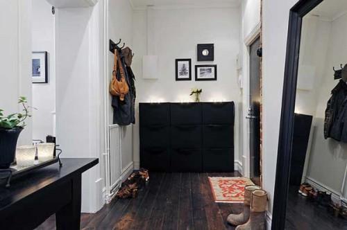 Интерьер квартиры в Швеции 15