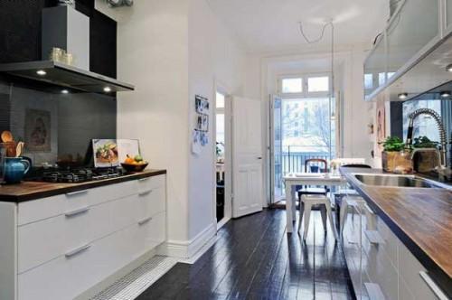 Интерьер квартиры в Швеции 4