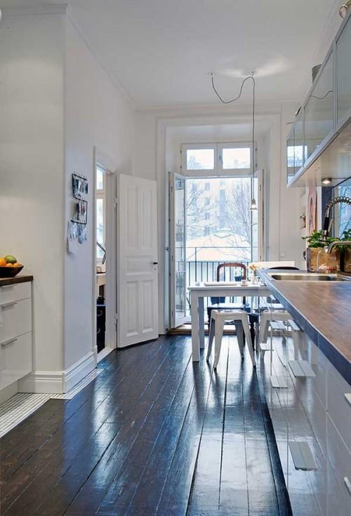 Интерьер квартиры в Швеции 5