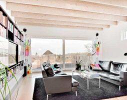 Интерьер недели: Шведский дом с видом на море