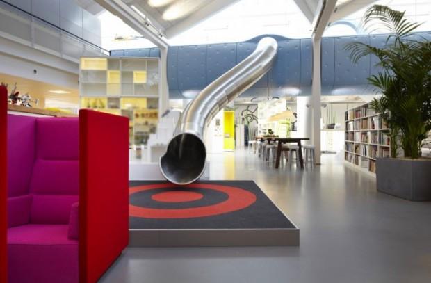 Офис компании Lego в Дании 11
