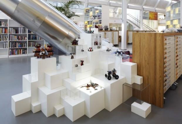 Офис компании Lego в Дании 6
