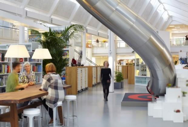 Офис компании Lego в Дании 8