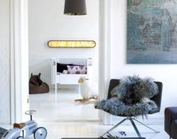 Светлая квартира в Норвегии