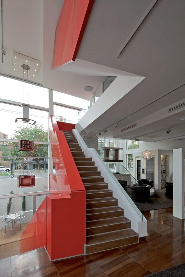 Яркая галерея дизайна в Чили 12