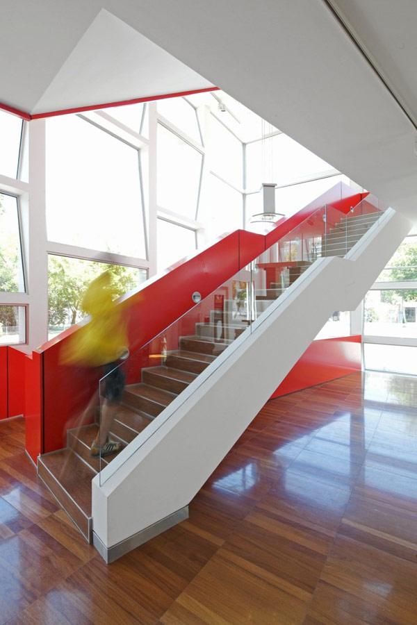 Яркая галерея дизайна в Чили 13