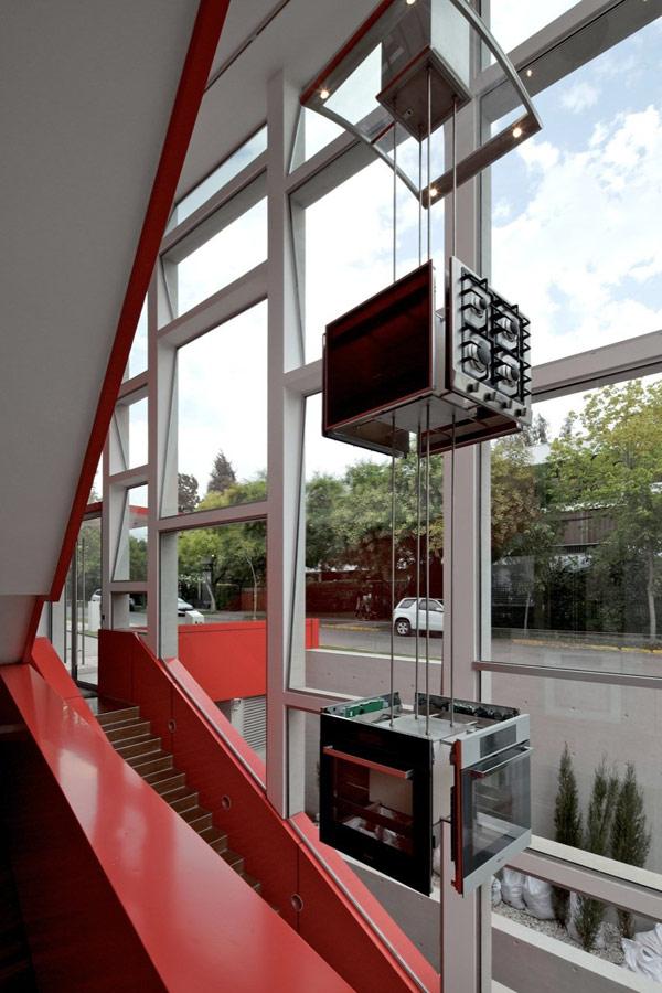 Яркая галерея дизайна в Чили 14