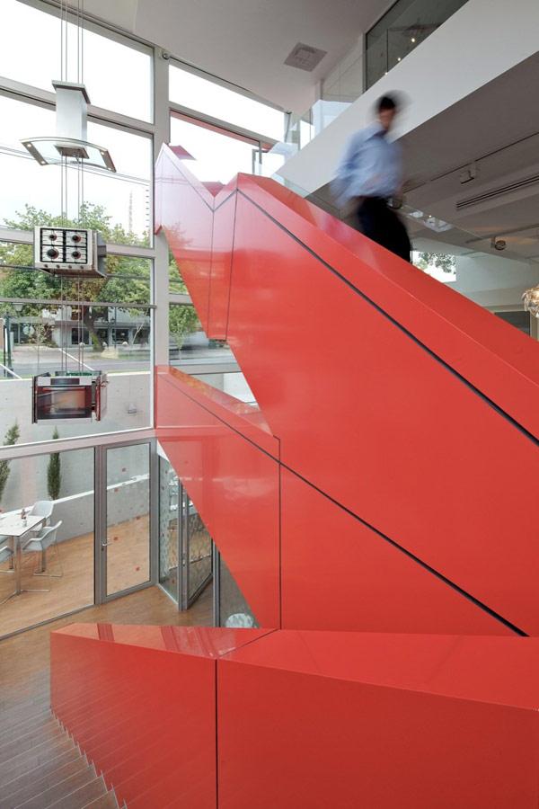 Яркая галерея дизайна в Чили 16