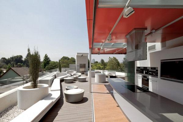 Яркая галерея дизайна в Чили 19