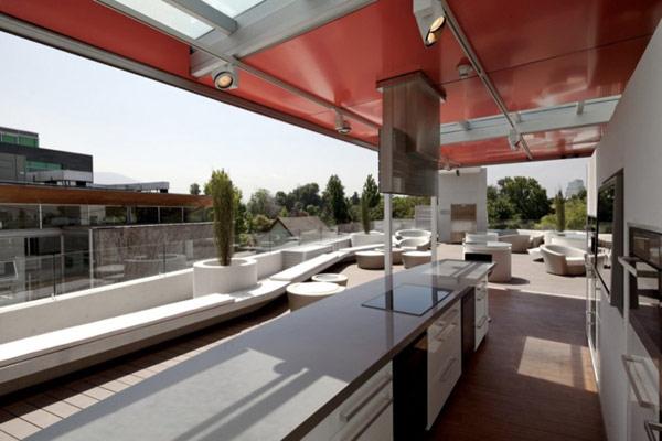 Яркая галерея дизайна в Чили 20