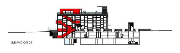 Яркая галерея дизайна в Чили 21