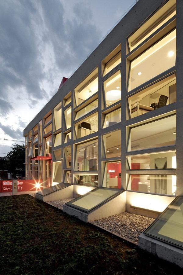 Яркая галерея дизайна в Чили 4