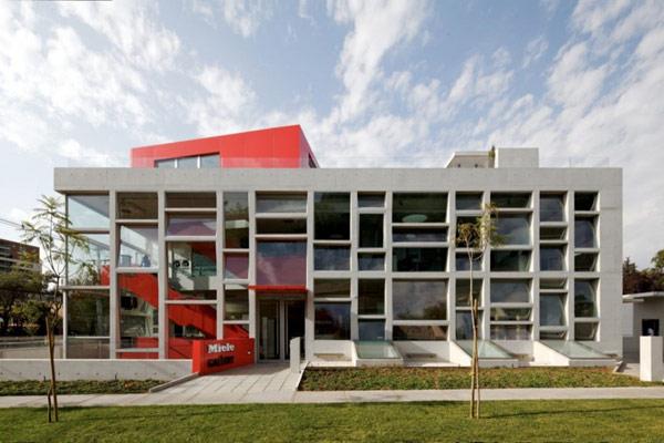 Яркая галерея дизайна в Чили 5