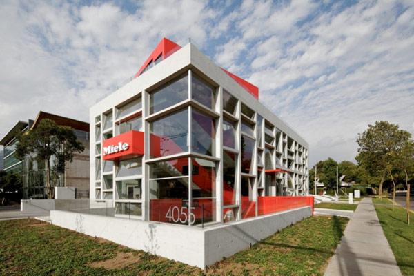 Яркая галерея дизайна в Чили 6