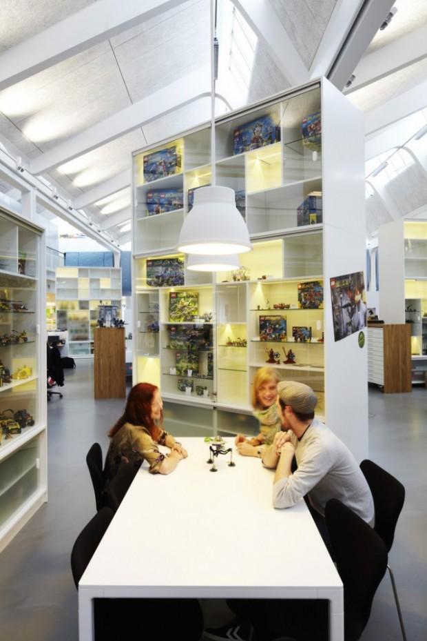 Офис компании Lego в Дании 12
