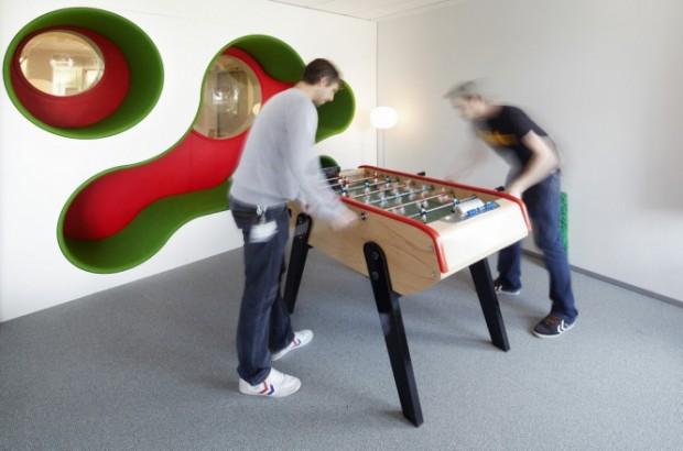 Офис компании Lego в Дании 13
