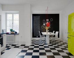 Квартира мечты в Швеции