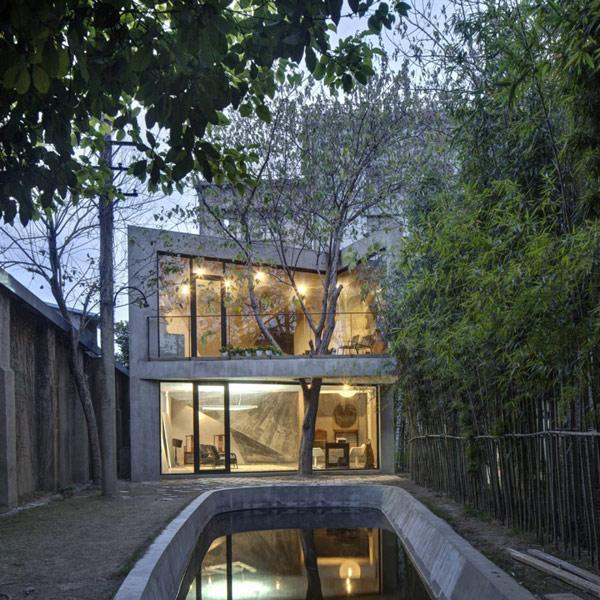Необычный дом в Шанхае 2