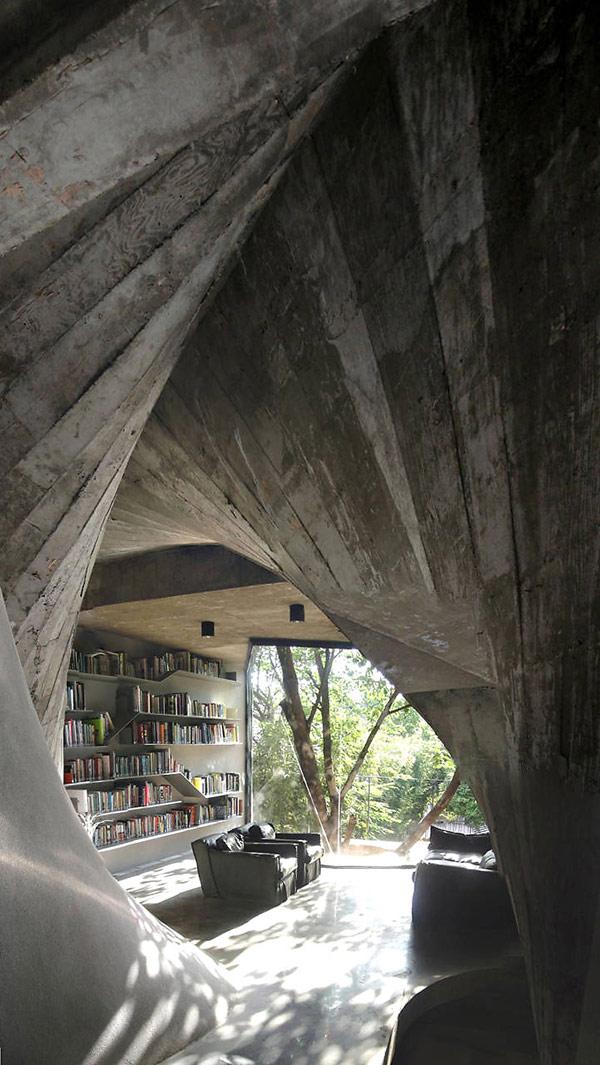 Необычный дом в Шанхае 6