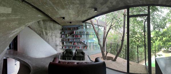 Необычный дом в Шанхае 8