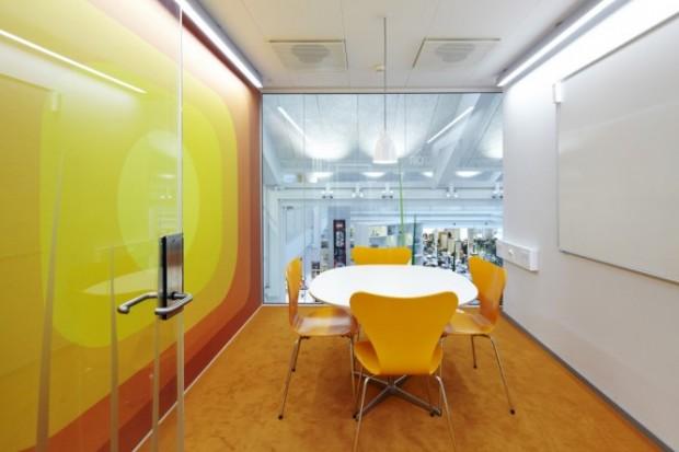 Офис компании Lego в Дании 15