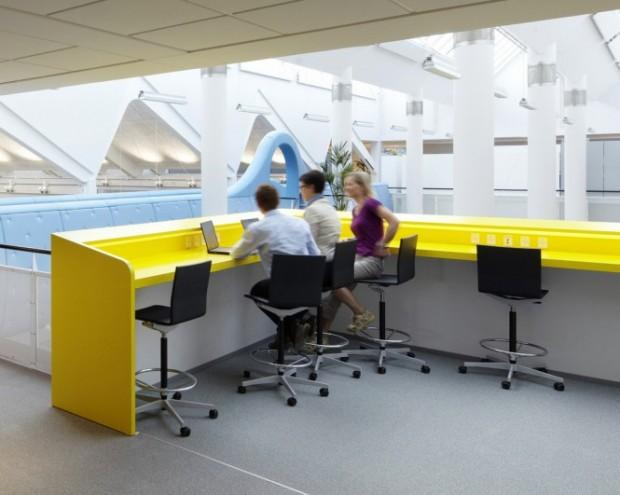 Офис компании Lego в Дании 16