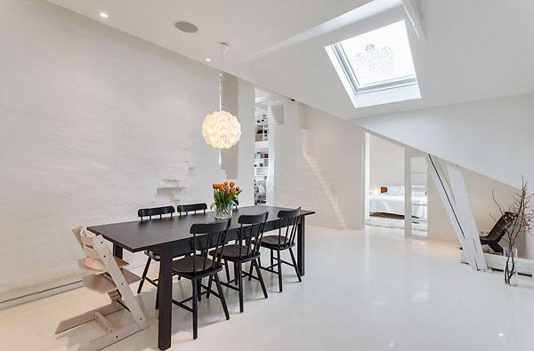 Удивительная квартира в Стокгольме 10