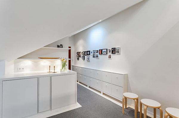 Удивительная квартира в Стокгольме 9