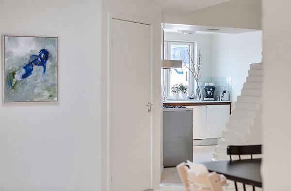 Удивительная квартира в Стокгольме 5