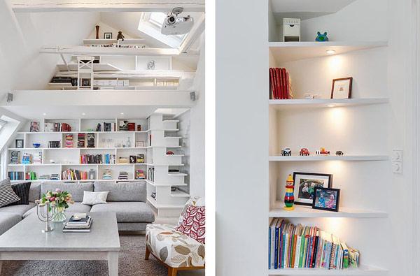 Удивительная квартира в Стокгольме 17