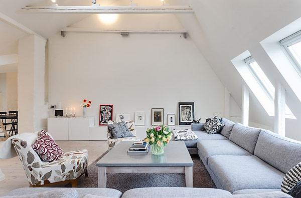 Удивительная квартира в Стокгольме 4