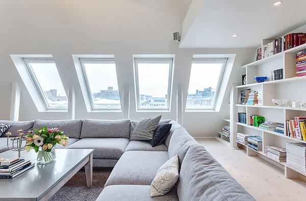 Удивительная квартира в Стокгольме 3