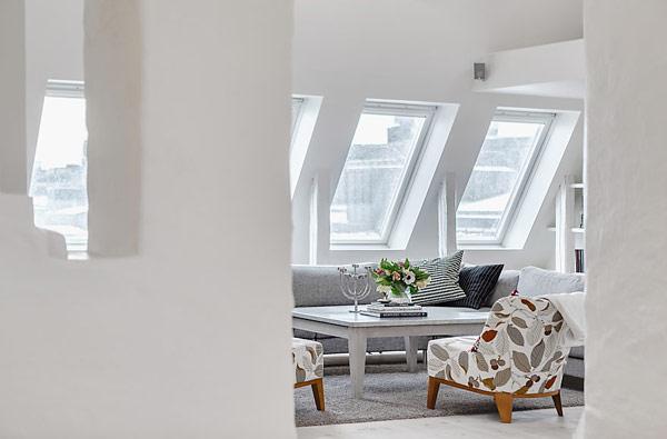 Удивительная квартира в Стокгольме 15