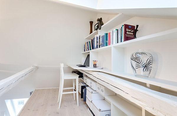 Удивительная квартира в Стокгольме 14