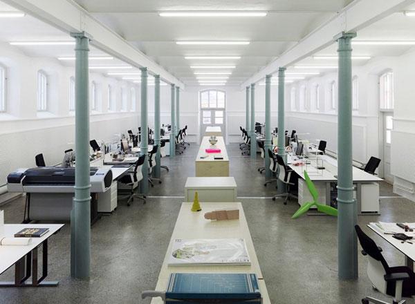 Дизайн офиса помещения