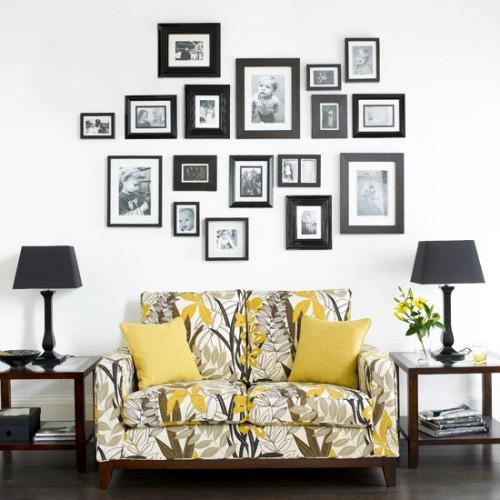 украшаем стены картинами 15