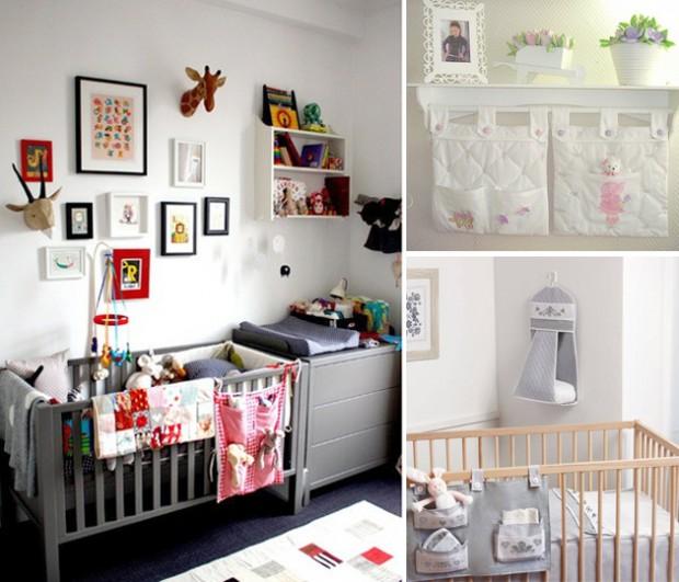 Декорирование стен в детской комнате