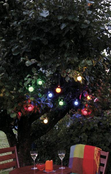 Наружное освещение 3