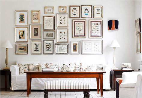 украшаем стены картинами 26