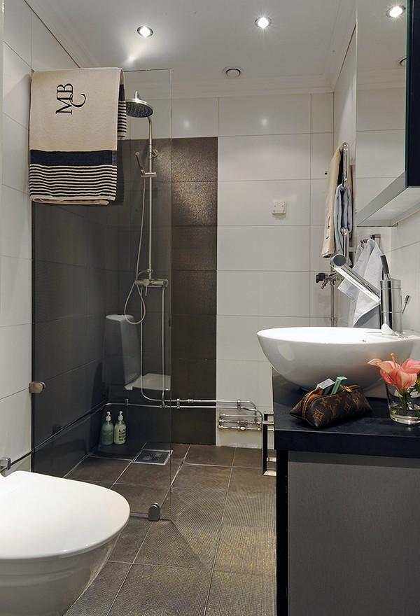 Малогабаритная квартира в Швеции 15