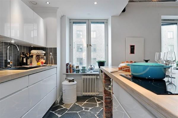 Малогабаритная квартира в Швеции 3