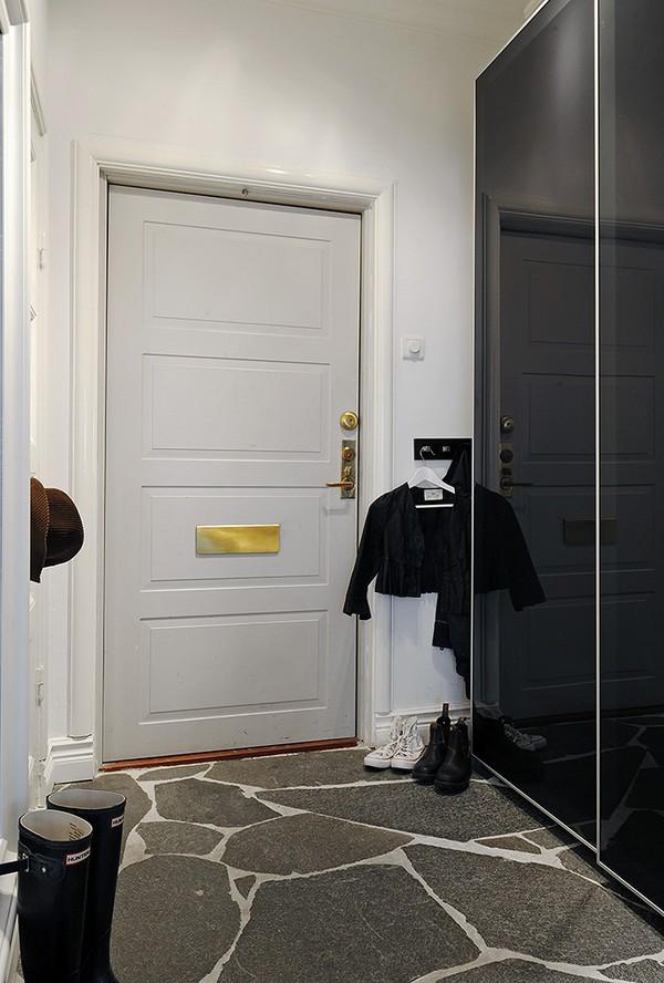 Малогабаритная квартира в Швеции 4